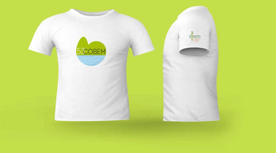 Camiseta - 53º Cobem
